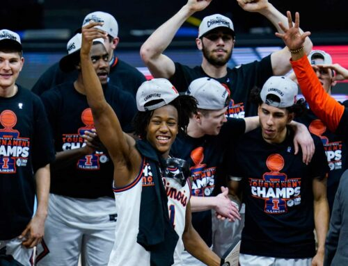 Illinois is the Best Basketball Team in the Country– But Does It Matter?